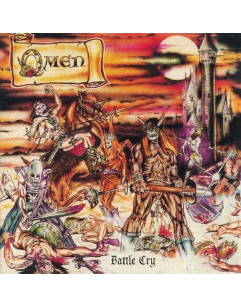 Omen - Battle Cry (LP)