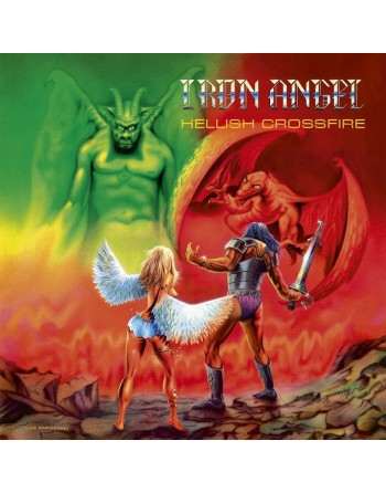 Iron Angel - Hellish...