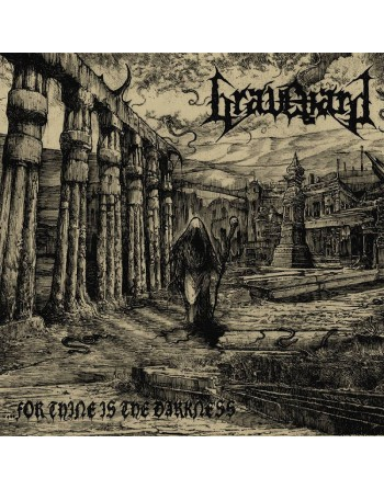 Graveyard - ...For Thine is...