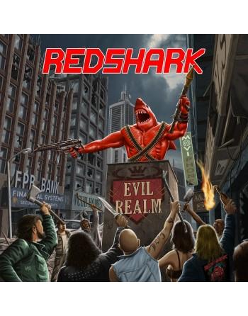 Redshark - Evil Realm (CD)