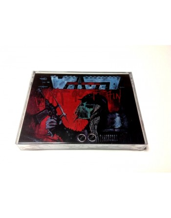Voivod - War and Pain (2Tapes)