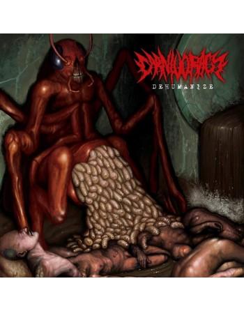 Carnivoracy - Dehumanize (CD)