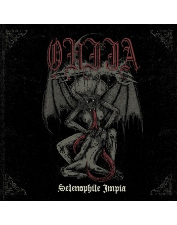 Ouija - Selenophile Impia (CD)