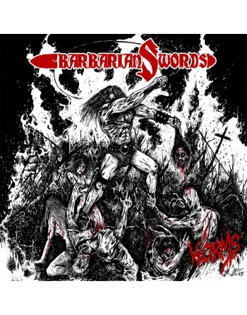 Barbarian Swords - Worms (2LP)