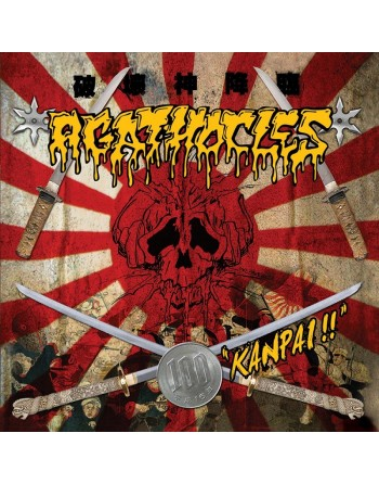 Agathocles - Kanpai!! (CD +...