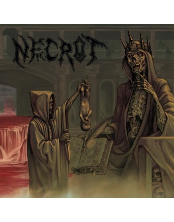 Necrot - Blood Offerings (LP)